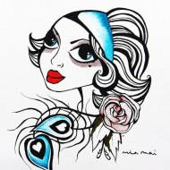 Gypsy Girl – Head Scarf