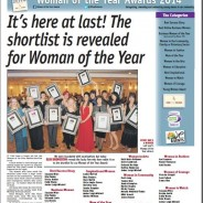 Portsmouth Woman of the Year Award 2014